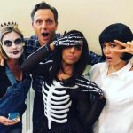 The Cast of SCANDAL in Halloween Costumes 2017