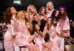 The Angels Backstage at Victoria's Secret Fashion Show 2017
