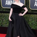 Christina Hendricks Golden Globe Awards Best Dressed