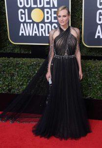 Diane Kruger Golden Globe Awards Best Dressed