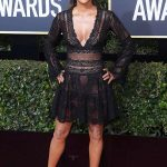 Halle Berry Golden Globe Awards Best Dressed
