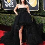 Kendall Jenner Golden Globe Awards Best Dressed
