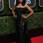 Kerry Washington Golden Globe Awards Best Dressed