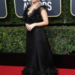 Lily James Golden Globe Awards Best Dressed