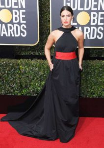 Mandy Moore Golden Globe Awards Best Dressed