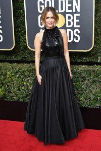 Sarah Paulson Golden Globe Awards Best Dressed