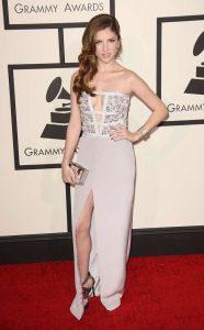 Anna Kendrick Sexiest Grammy Dresses