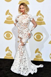 Beyond Sexiest Grammy Dresses