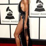 Ciara Sexiest Grammy Dresses