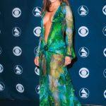 Jennifer Lopez Sexiest Grammy Dresses