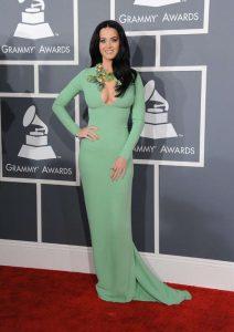 Katy Perry Sexiest Grammy Dresses