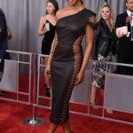 Laverne Cox Sexiest Grammy Dresses