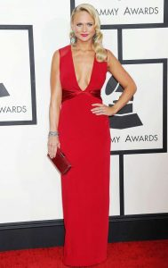 Miranda Lambert Sexiest Grammy Dresses