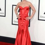 Pink Sexiest Grammy Dresses