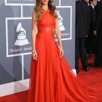 Rihanna Sexiest Grammy Dresses