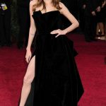 Angelina Jolie Risked Wardrobe Malfunction