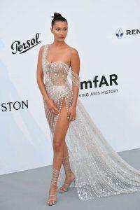 Bella Hadid Risked Wardrobe Malfunction