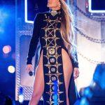 Jennifer Lopez Risked Wardrobe Malfunction