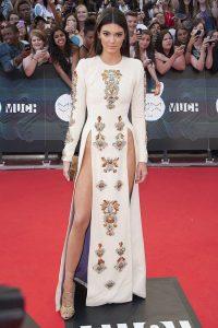 Kendall Jenner Risked Wardrobe Malfunction