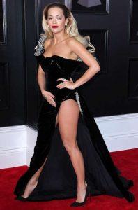 Rita Ora Risked Wardrobe Malfunction