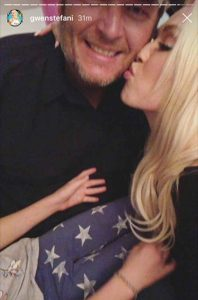 Gwen Stephen and Blake Shelton Hottest Couple Moments