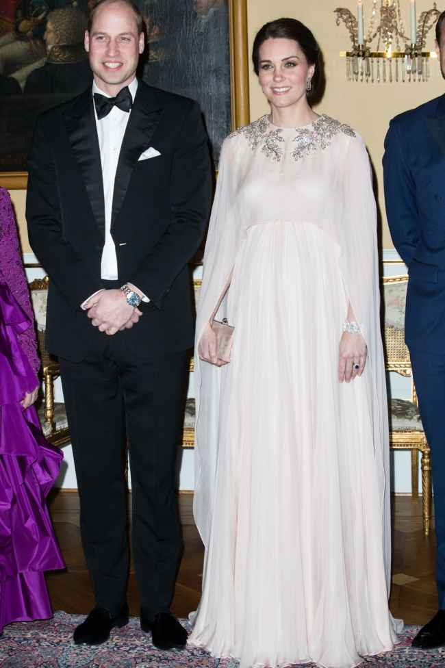 Kate's Flowy Formal Vibes for Iconic Royal Styles