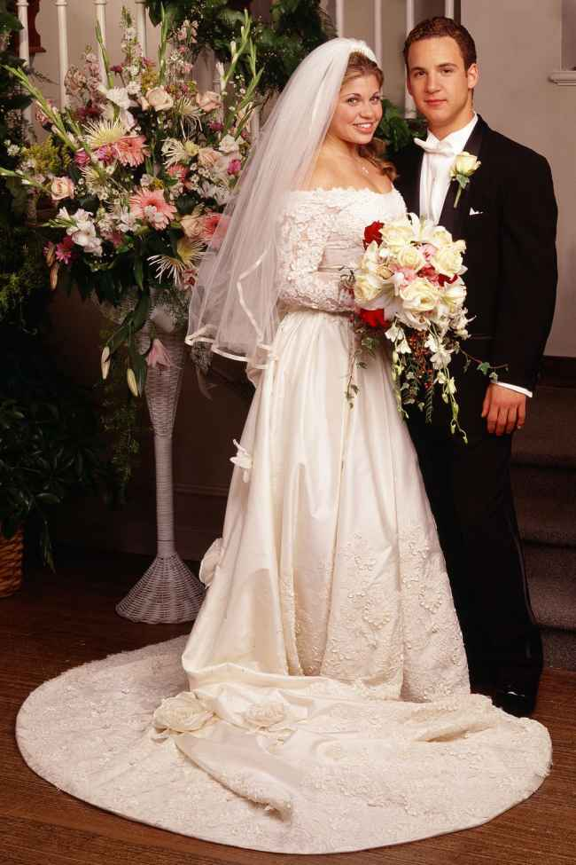 30 Best Wedding Dresses From Television Shows