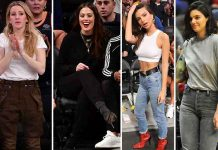 Style Rules Celebs Always Follow at Basketball Games
