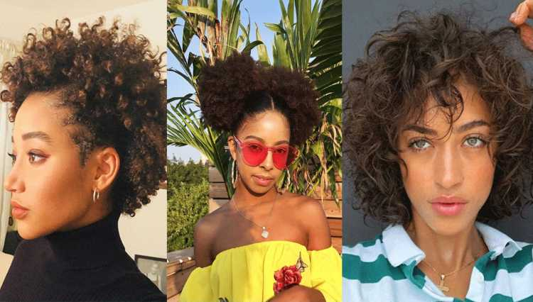 Best Haircuts for Short Curls 2019
